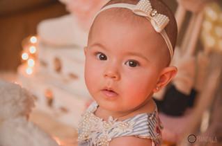 8 meses da linda Luisa