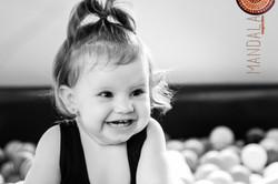 Festa Infantil - Nicole 1 ano