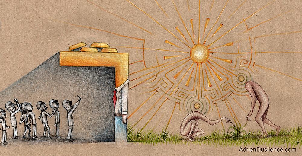 Le mythe de la cavern