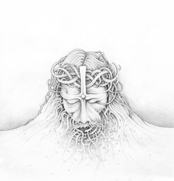 Dessin Jésus Christ | Adrien Dusilence