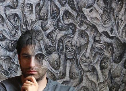 About - Adrien Dusilence - Dessins du silence