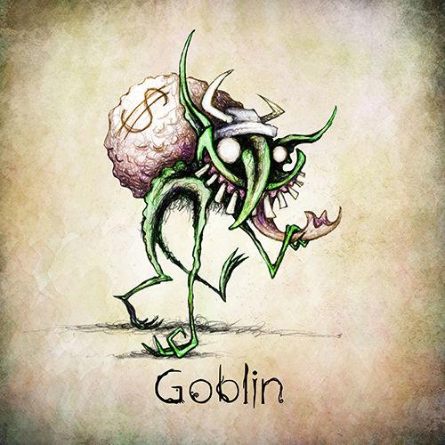 Goblin | Jeu de rôle | Adrien Dusilence
