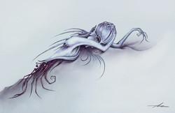 Dessin océan | Adrien Dusilence