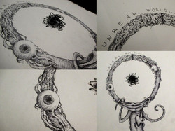 Dessin | illustration | Dessin étrange | Adrien Dusilence
