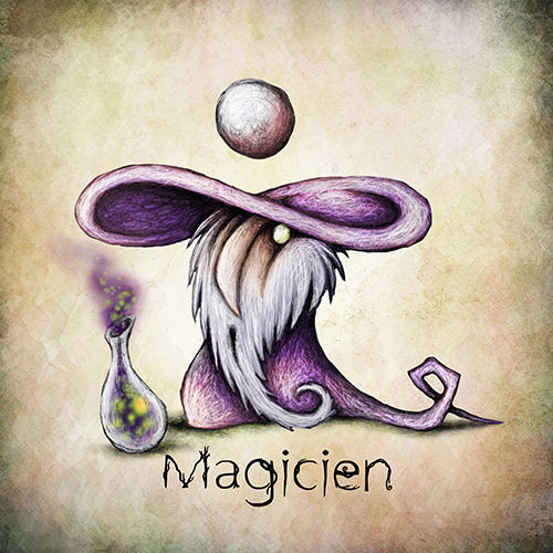 Magicien | Jeu de rôle| Adrien Dusilence