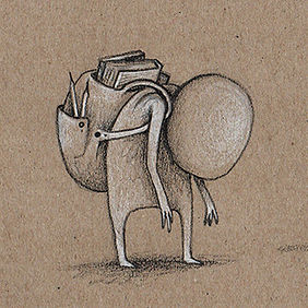 MONSTER - album illustré - ilustrado - Dessins du silence dessinsdusilence.com