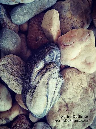 Lunar stones - Dessins du silence - dessins du silence