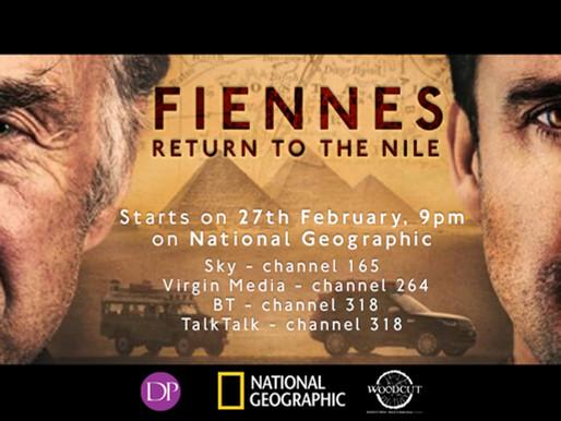 A Fiennes Bromance