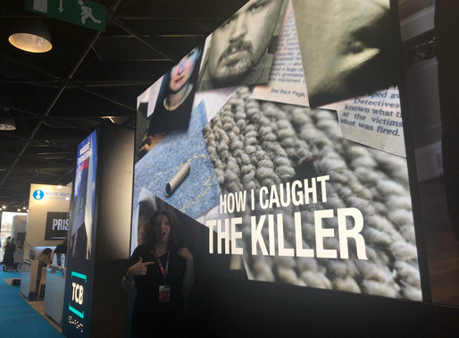 How I Caught The Killer @ MipCom