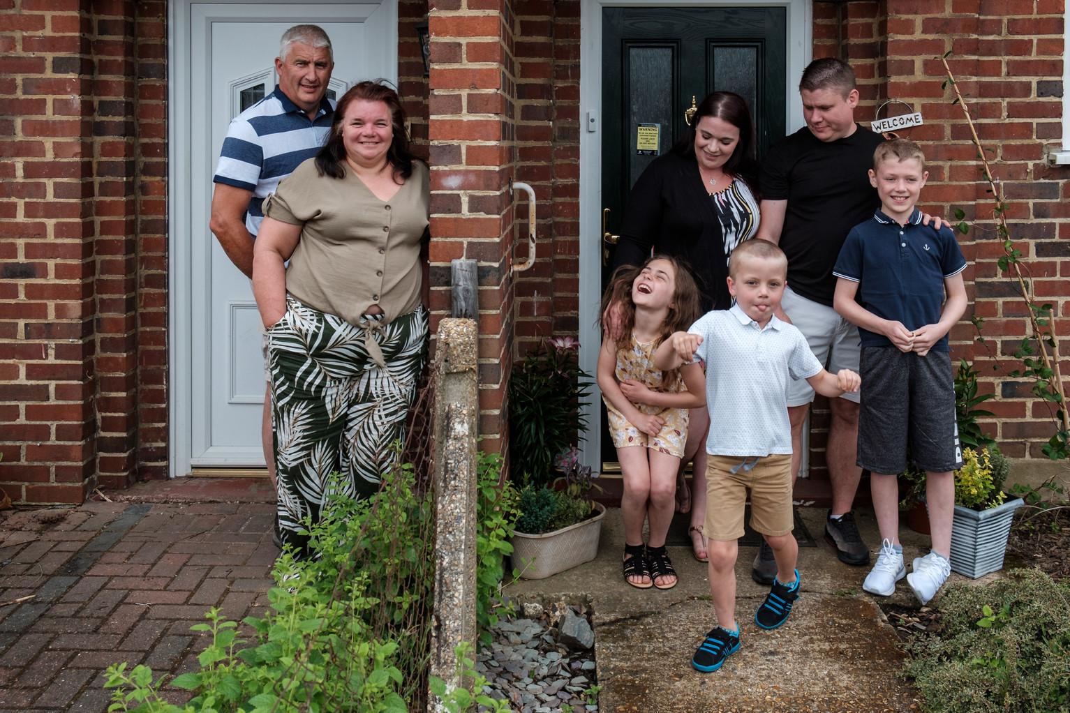 Lockdown Families