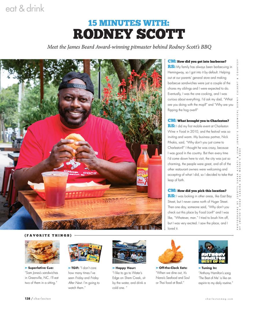 Rodney Scott