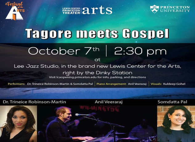 Tagore Meets Gospel