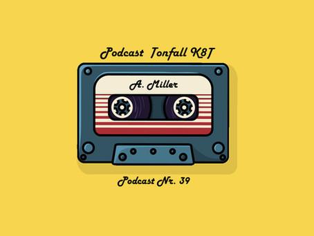 Interview zu Podcast 039 mit A. Miller