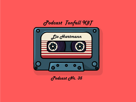 Interview zu Podcast 035 mit Lio Hartmann