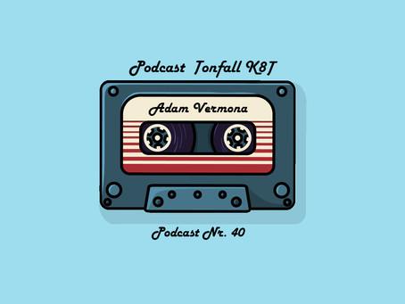 Interview zu Podcast 040 mit Adam Vermona
