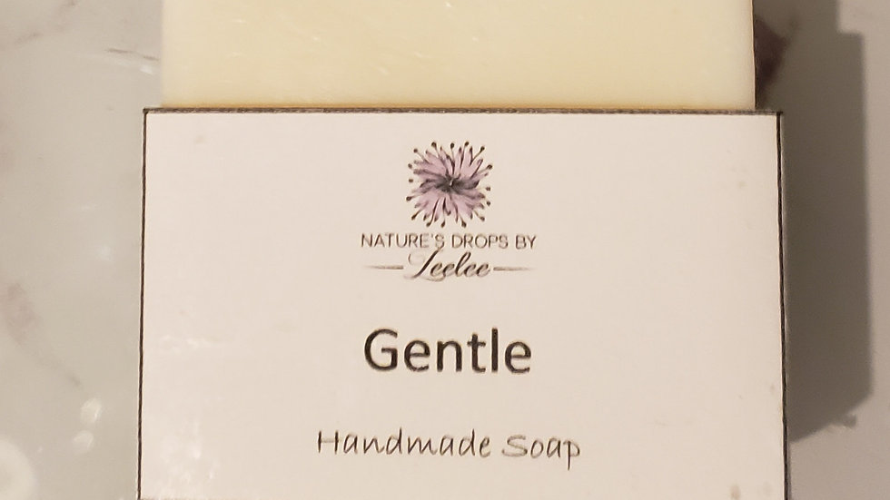 Gentle Bar Soap