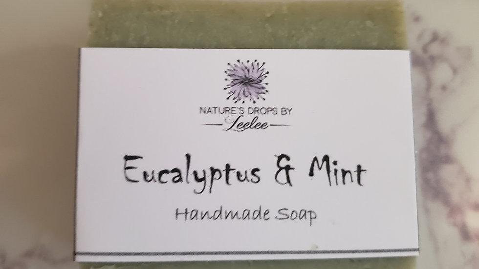 Eucalyptus & Mint Bar Soap