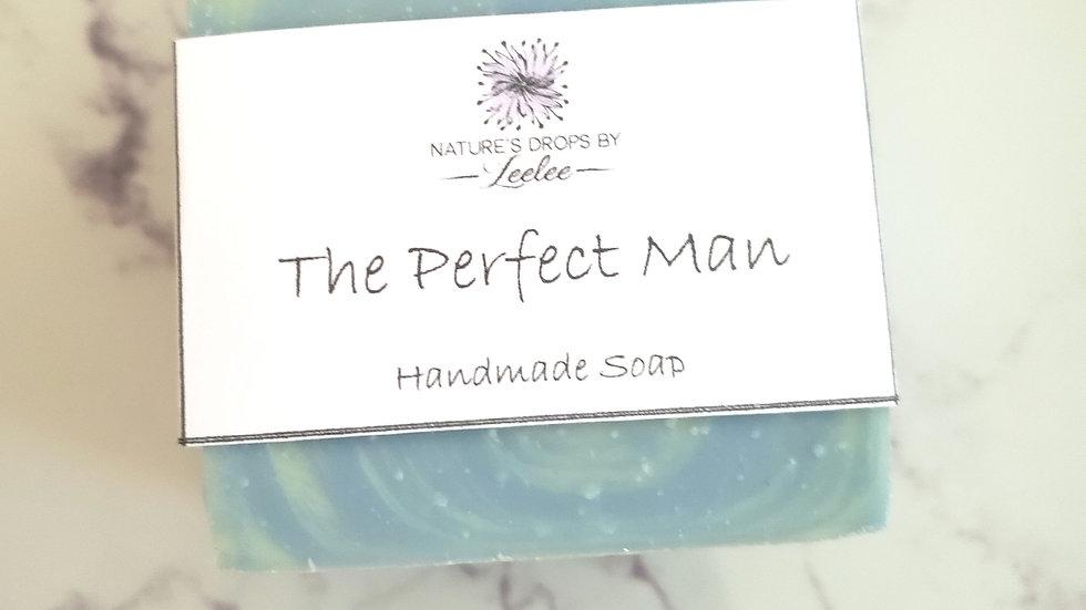 The Perfect Man Bar Soap