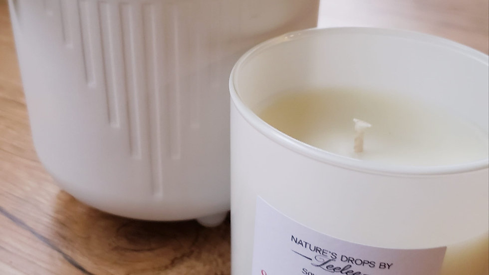 Strawberry Explosion Soy candle
