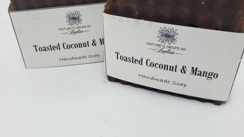 Toasted Coconut & mango - Bar Soap