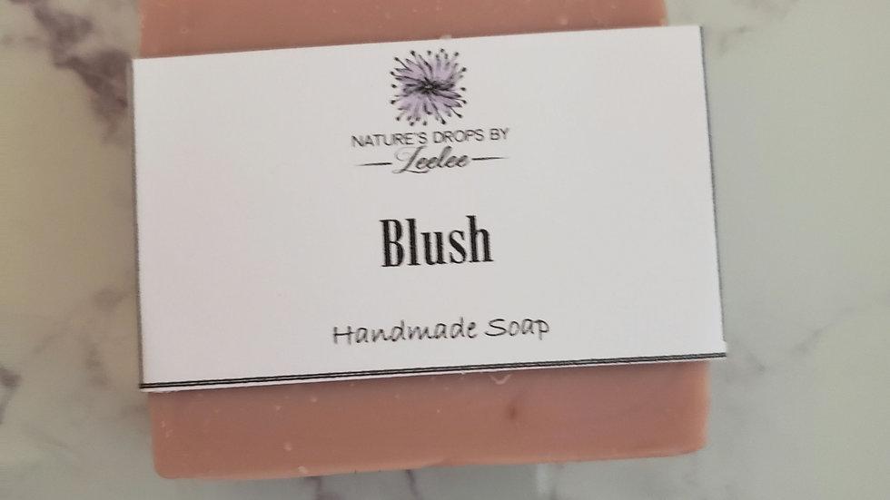 Blush- Bar Soap