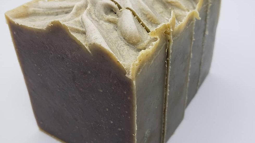 Seamoss & Hempmylk  Bar Soap