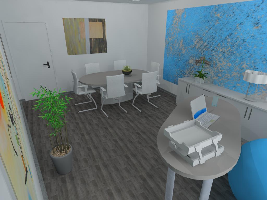 Kereskedelmi és vendéglátó terek, irodák