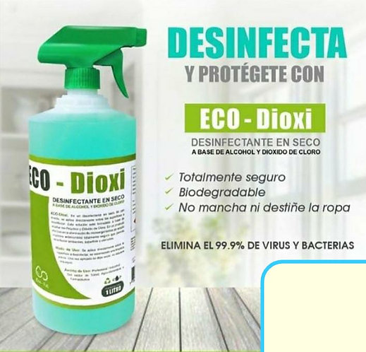 ECO - DIOXI DESINFECTANTE EN SECO