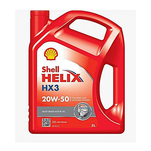SHELL HELIX HX3