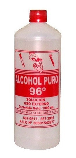 ALCOHOL 96 1LT