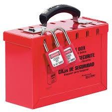 CAJA DE BLOQUEO GRUPAL 498A MASTER LOCK
