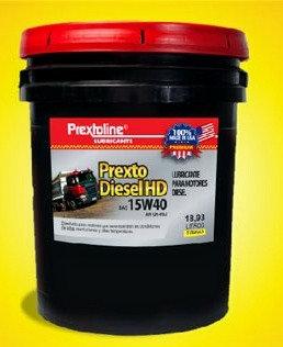 Aceite de Motor 15W40 Prextoline