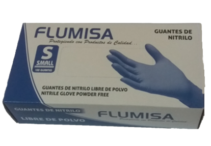 GUANTE NITRILOO FLUMISA