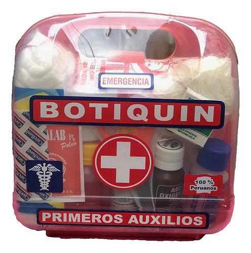 BOTIQUIN LONCHERA DE PLASTICO