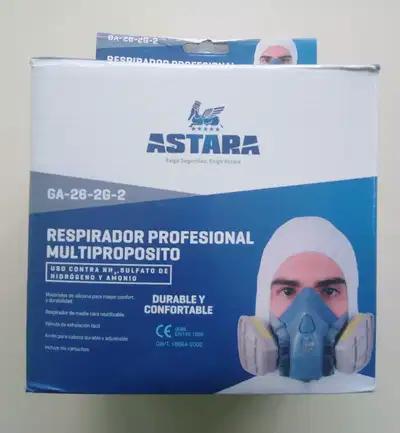 RESPIRADOR PROFESIONAL ASTARA