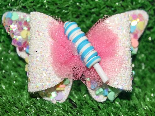 Confetti Pop Hair bow