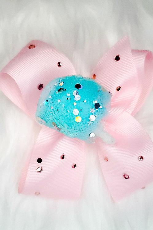 Cotton Candy Dream Hair bow