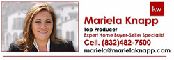 MARIELA KNAPP-REAL ESTATE Consultant