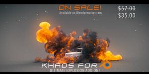 Khaos Poster