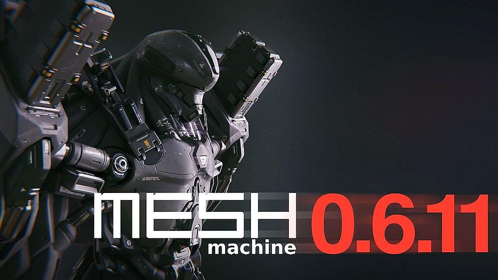 MESHmachine poster