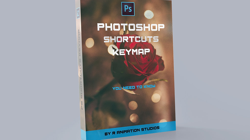 Photoshop shortcuts keymap