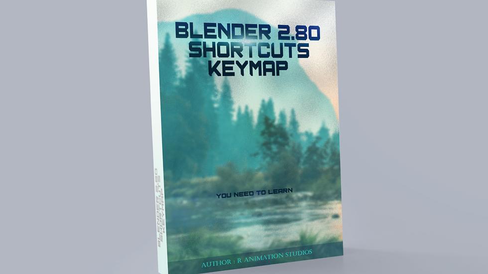 Blender Shortcuts Keymap