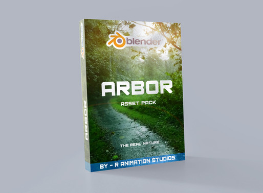 Arbor Asset Pack Released!