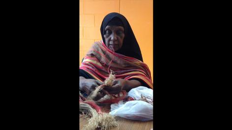 Traditional Somali Weaving