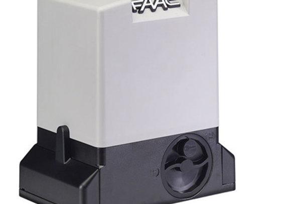 Привод Faac 741 для откатных створок до 900 кг