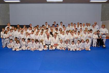 Cours de judo Aubagne
