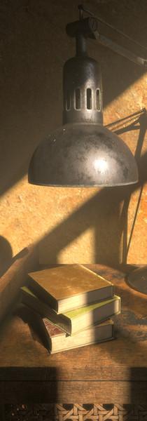 3D - Fictional Lamp