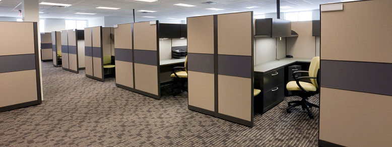 Make the right first impression with a clean office space