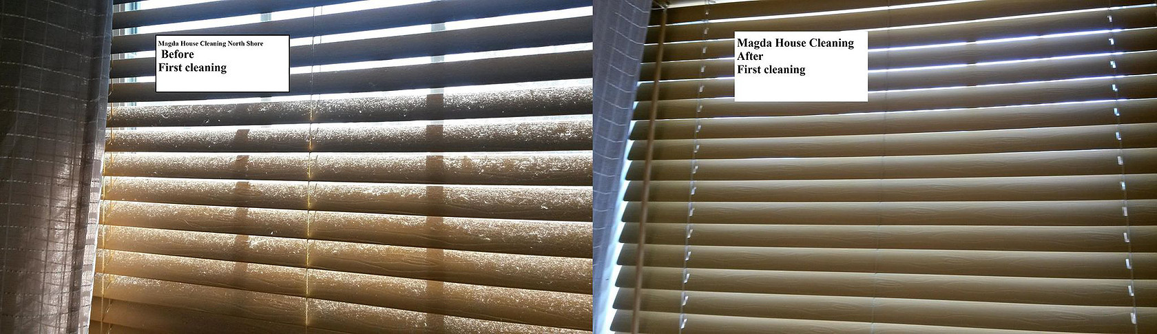 Blinds Cleaning Services