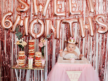 SWEET 6 MONTHS GLAM CARNIVAL
